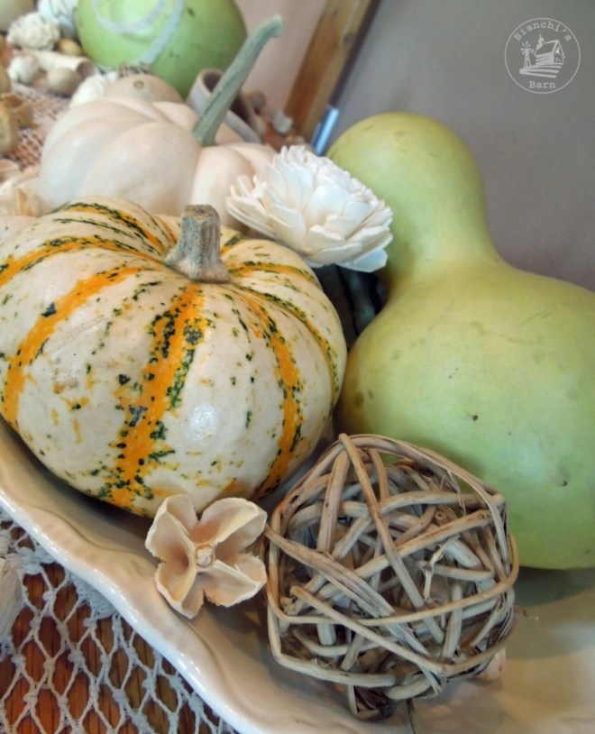 Decorating for Fall in French Country