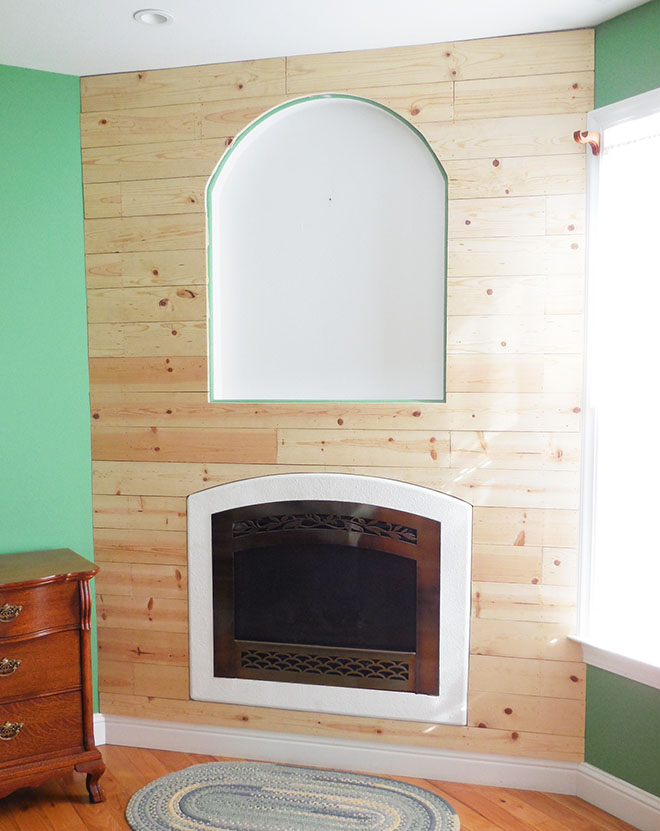 Master Bedroom Fireplace Makeover 13