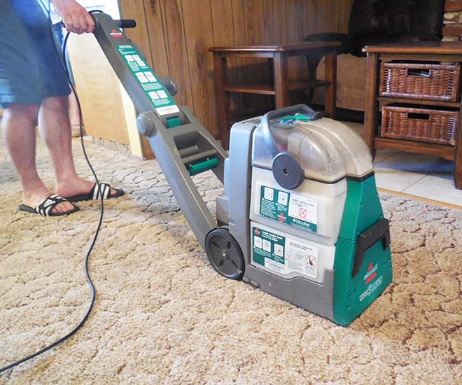 The Steam Cleaner Challenge and a Giveaway! 04