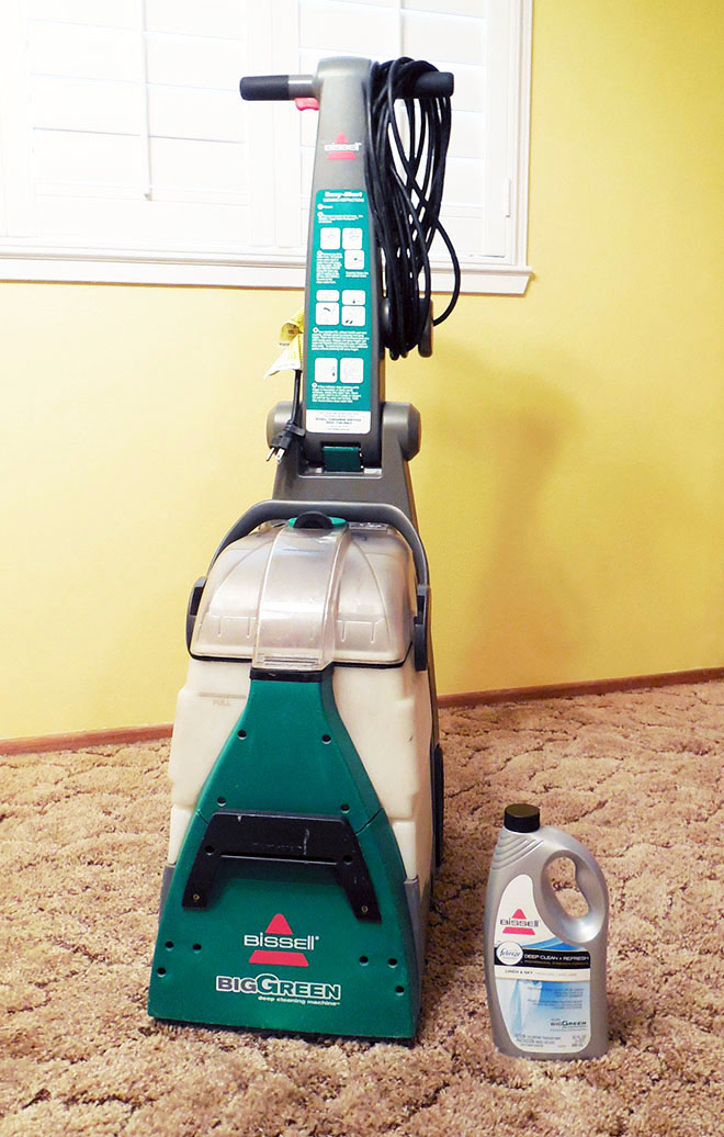 The Steam Cleaner Challenge and a Giveaway! 13