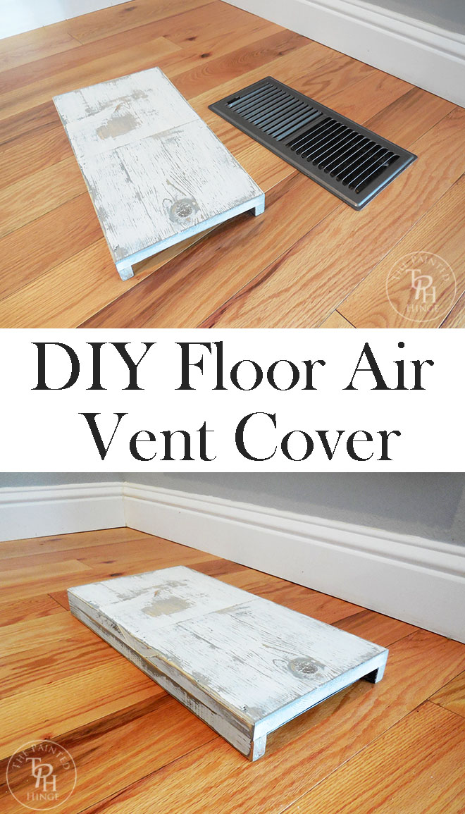 Elegant And As Long As You Donu0027t Make These Close In Color To The Floor Youu201dll Be  Using Them On, They Will Be Very Easy To See. DIY Floor Air Vent Covers