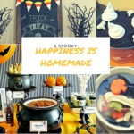 Happiness Is Homemade Link Party #144