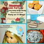 Happiness Is Homemade Link Party #153