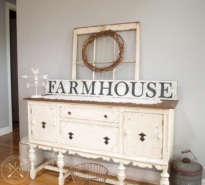 picture about Printable Farmhouse Signs named No cost Printable Letters Towards Deliver A Farmhouse Indicator!
