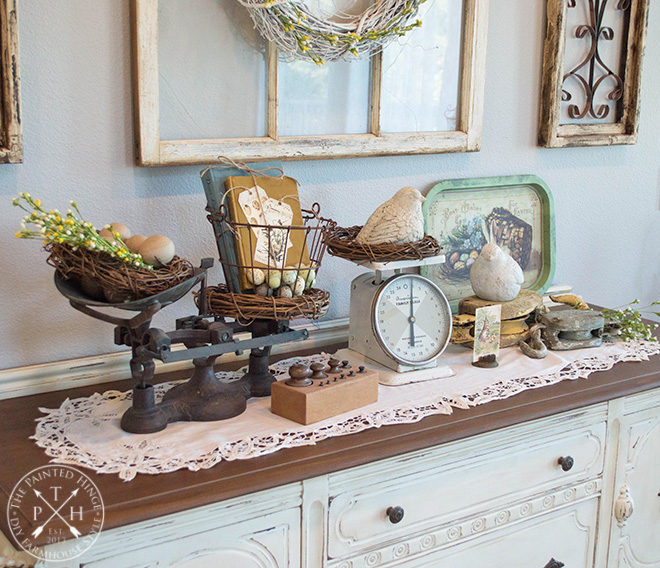 Farmhouse Easter Decor Ideas