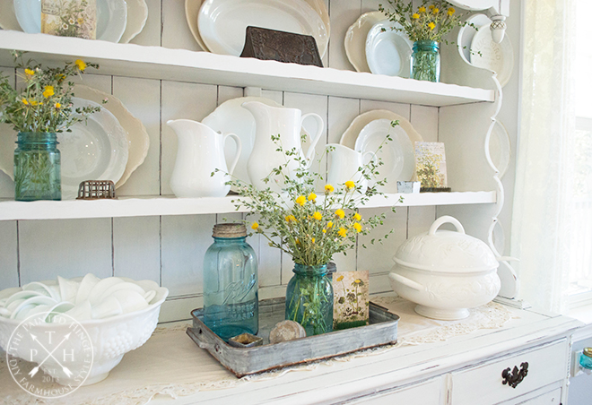 Summer Farmhouse Style Inspiration