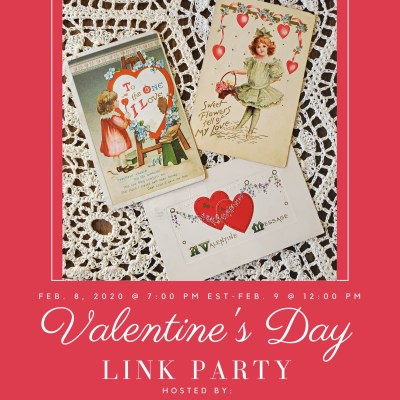 Valentine's Day Link Party