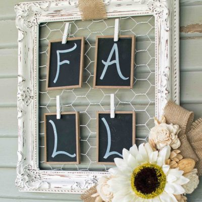 How To Use Frames in Your Decor