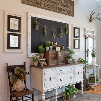 Entryway Ideas to Spring into Summer