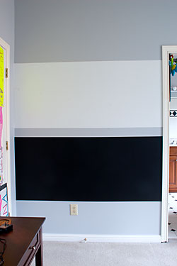 The Painted Surface How To Use Chalkboard Paint Page 2