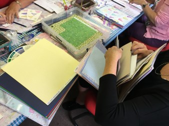 Choosing co-ordinated papers for our books