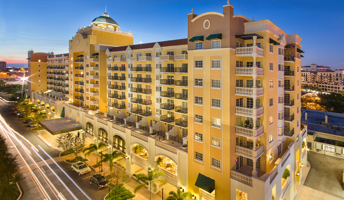 The Palace The Palace At Coral Gables Independent Living Coral Gables