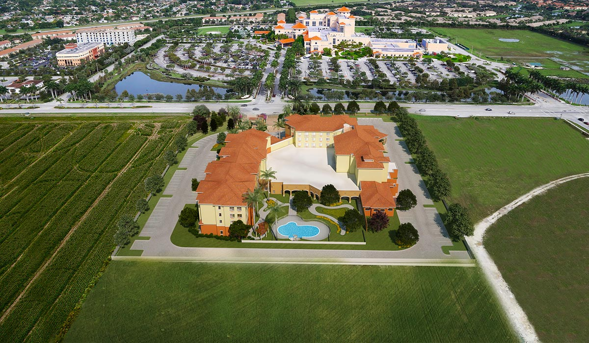 The Palace  The New Palace Gardens in Homestead Florida  Memory Care and Assisted Living Facility