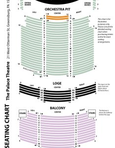 also seating chart  the palace theatre rh thepalacetheatre