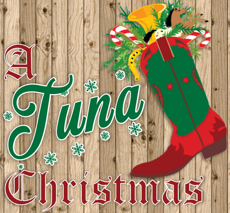 A Tuna Christmas The Palace Theatre
