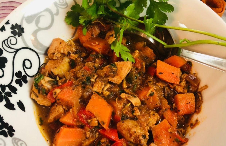Chicken Chili _ Chicken Stew _