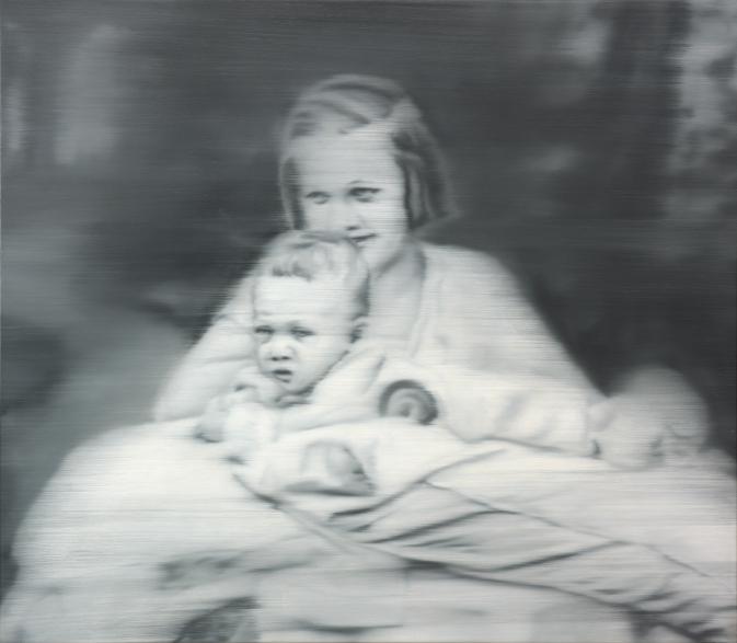 Gerhard Richter Aunt Marianne, 1965