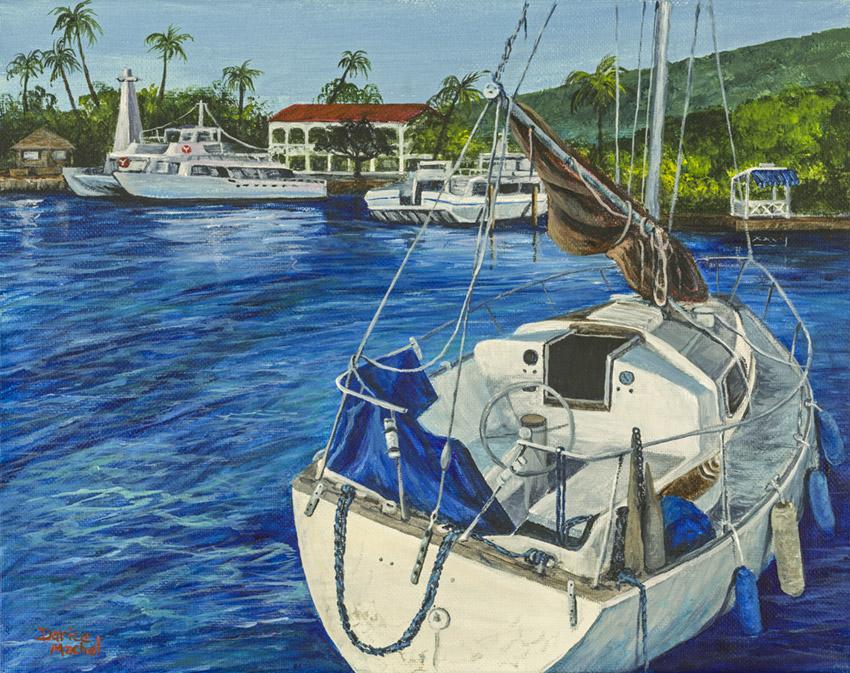 Lahaina Yacht