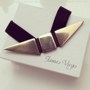 PP IMAGE 11 BRONZE BOW TIE FOR FASHION SHOW 1 LR
