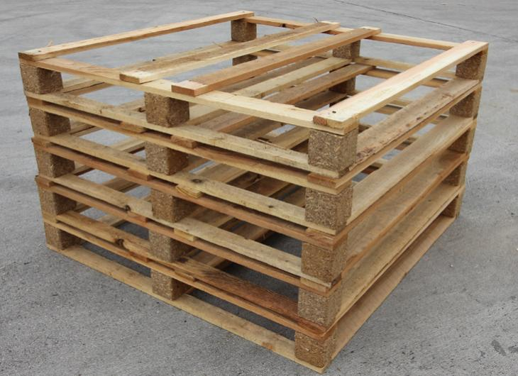 What Wood Are Pallets Made From Uk