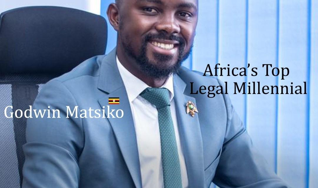Godwin Matsiko: Africa's Legal Millennial