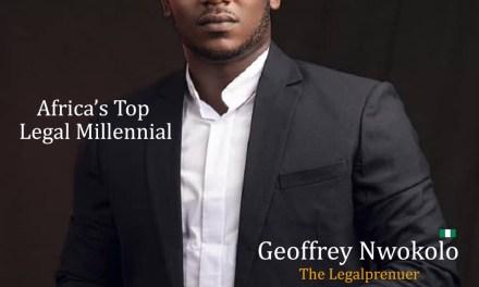 Geoffrey Nwokolo: Africa's Legal Millennial