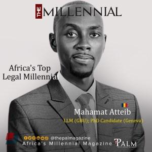 Africa's Legal Millennial: Mahamat Atteib