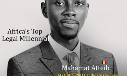 Mahamat Atteib: Africa's Legal Millennial