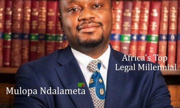 Mulopa Ndalameta: Africa's Legal Millennial