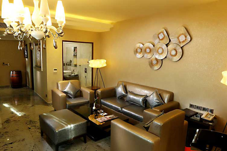Presidential Suite Room  The Panache Patna Hotel The