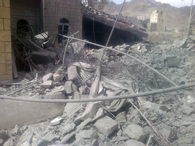 MSF Hospital in Yemen