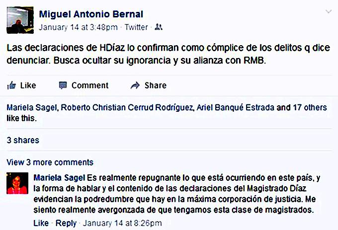 FB Miguel and Mariela
