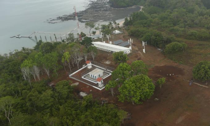 Punta Coco. Foto por la Presidencia.