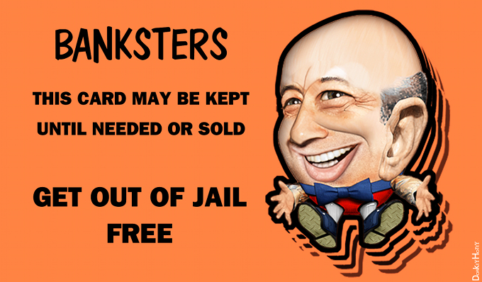 Bankster card