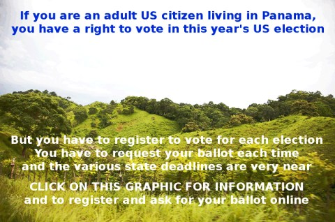register & vote in the USA