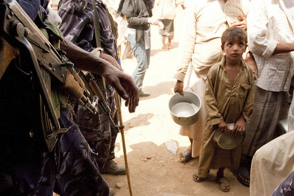 Yemeni hunger