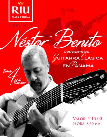 Nestor Benito
