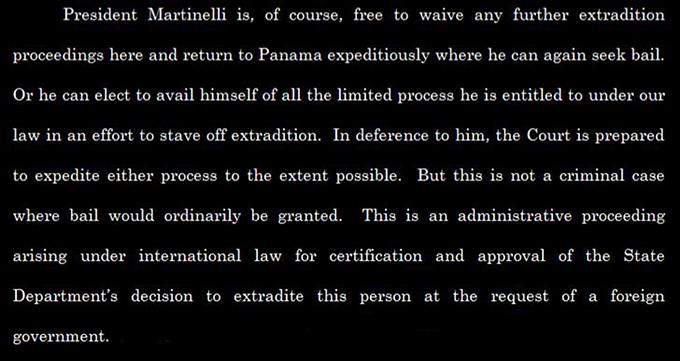 black letter law