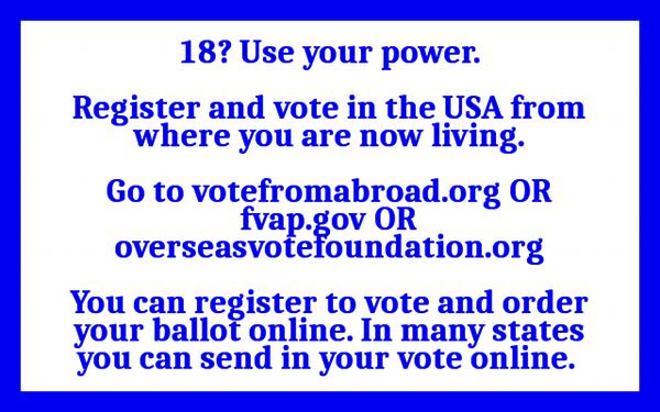 vote summer 18