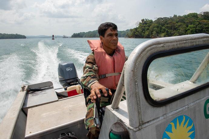 patol boat