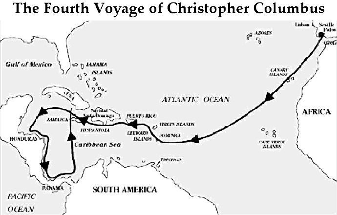 4th voyage