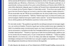 MEF on OECD
