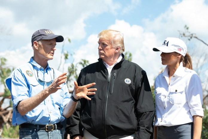 Scott & the Trumps