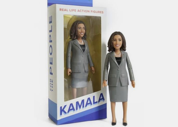KAMALA, the nemesis that Pence, Trump, Putin and Skeletor NEED!
