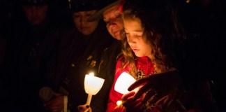 peace vigil