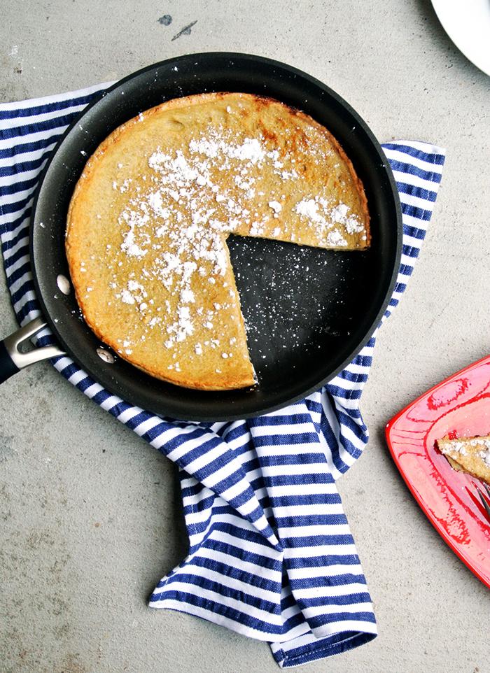 Basic Dutch Baby // The Pancake Princess