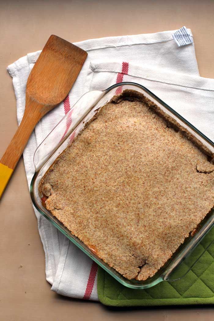 Vegetarian Pot Pie with Whole Wheat Crust // The Pancake Princess