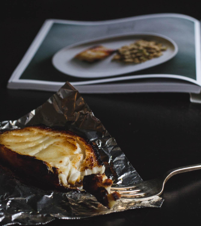 Miso-Glazed Cod // The Pancake Princess