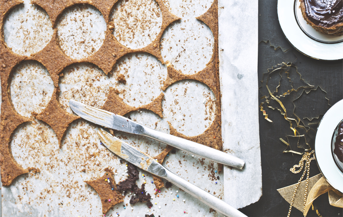 Mini ABJ Layer Cakes // The Pancake Princess