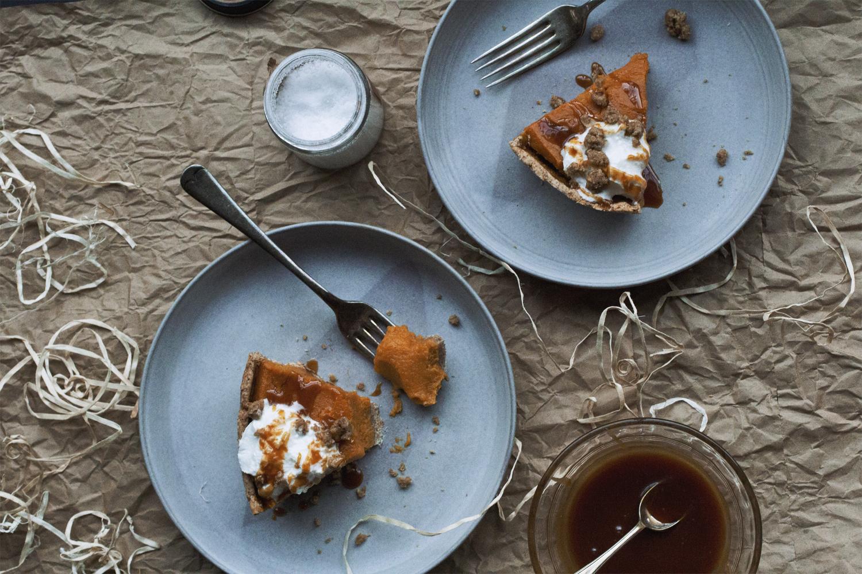 Sweet Potato Pie // The Pancake Princess